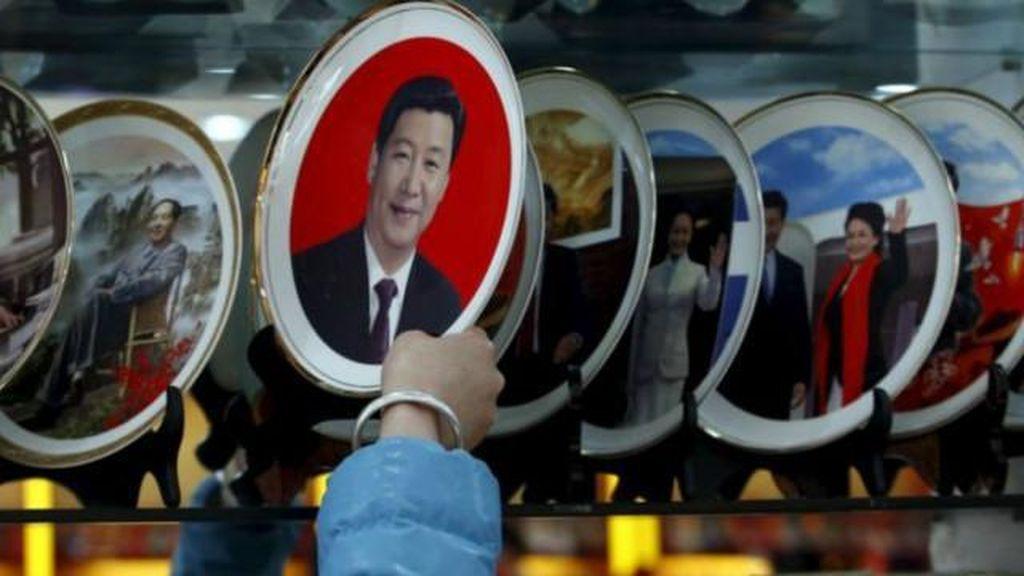 Hampir 300.000 Koruptor di China Dihukum pada 2015
