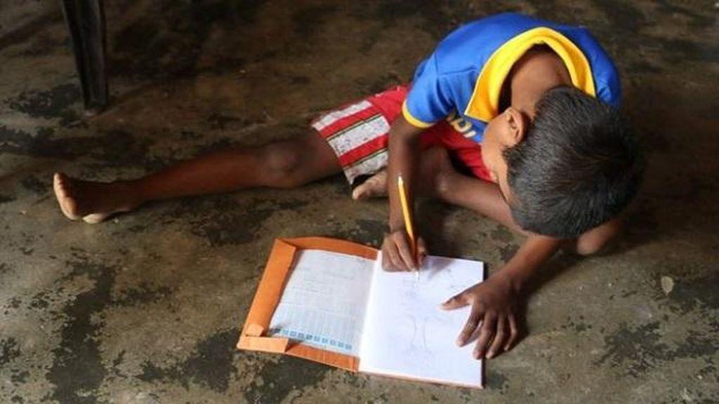 Bocah yang Dituduh Kena HIV di Sri Lanka Dapat Sekolah Baru