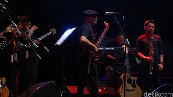 Deretan Musisi Lokal Meriahkan Java Jazz 2016 Hari Kedua