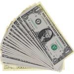 Dolar AS Dekati Rp 13.000