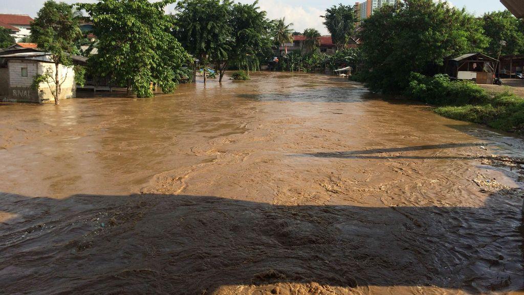 Sungai Code Banjir, Warga Yogya Siaga