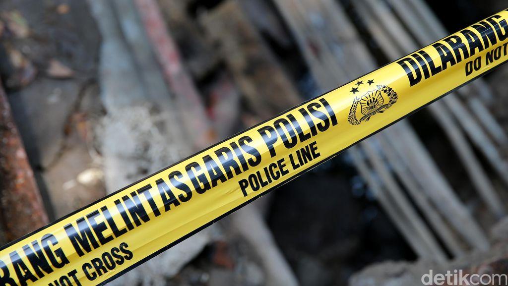 Ada Ledakan di Makassar, Dua Orang Alami Luka