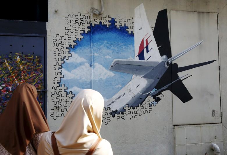 Satu Lagi Puing Diduga MH370 Ditemukan, Lokasinya di Afsel