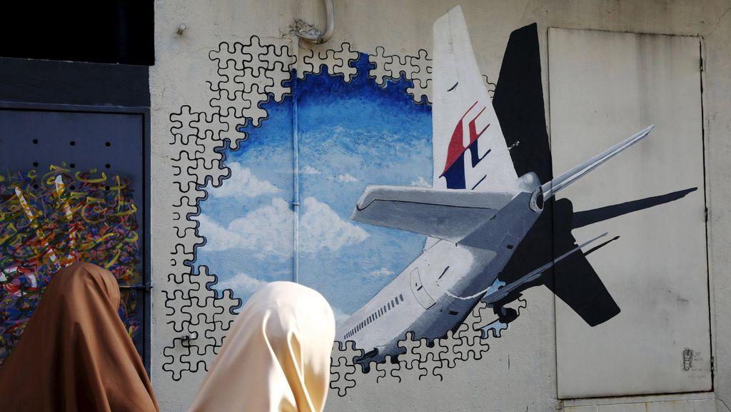 Ditemukan Rencana Rute ke Lokasi Jatuhnya MH370 dalam Simulator Milik Pilot