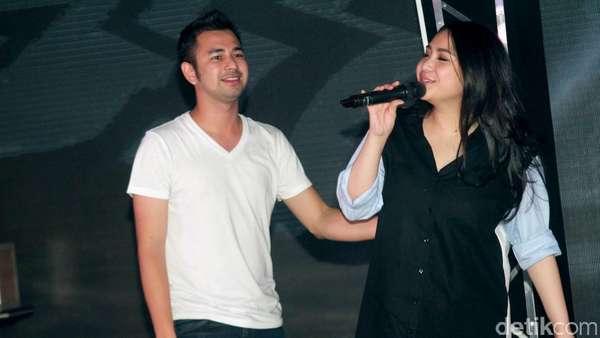 Happy Couple, Raffi Ahmad dan Nagita Slavina