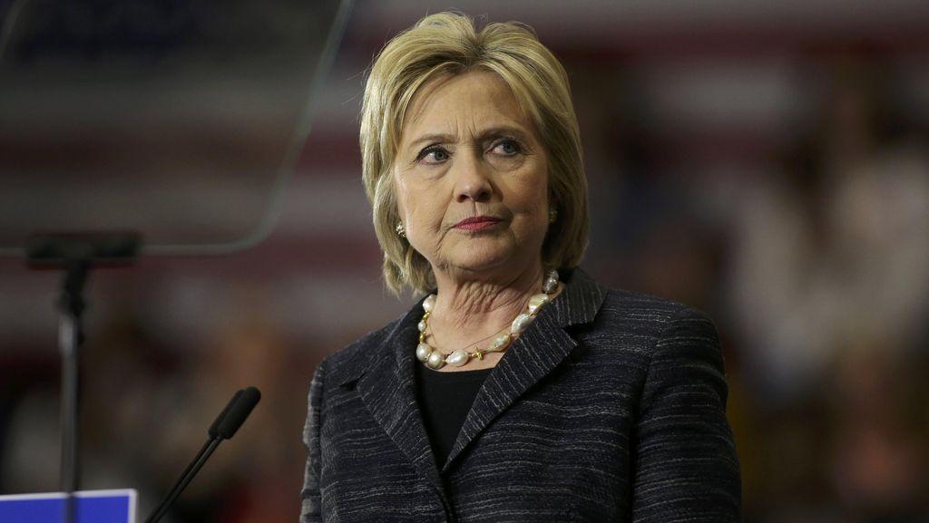 Hillary Clinton Kalah Mengejutkan di Michigan, Donald Trump Semakin Kuat