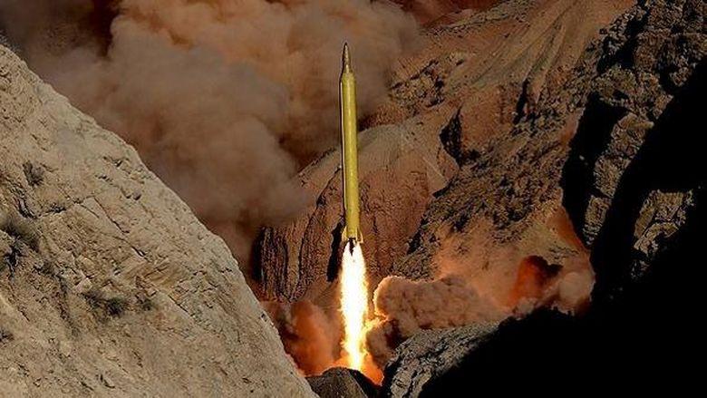Iran Klaim Rudal Balistiknya Mampu Menjangkau Israel