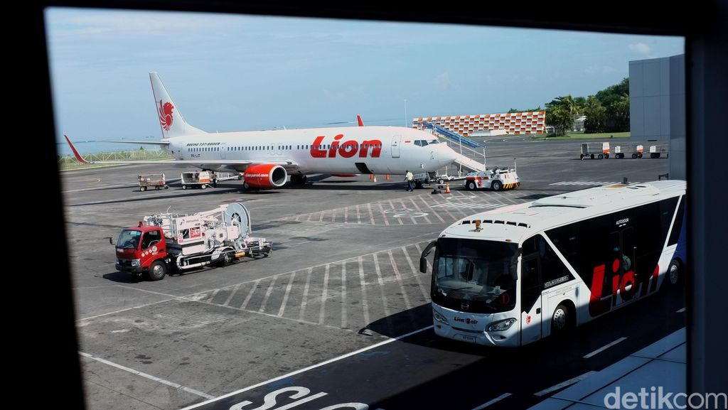 Ground Handling Dibekukan, Pegawai Lion Air Mengadu ke Komisi V DPR