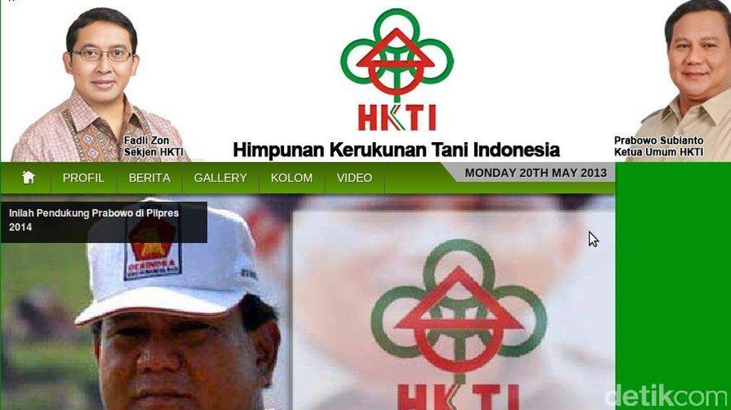 Kasasi Oesman Sapta Ditolak, Merek HKTI Milik Prabowo Subianto