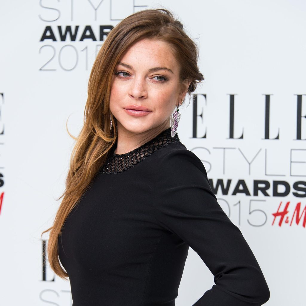 Kata Lindsay Lohan Soal Perseteruannya dengan Sang Tunangan