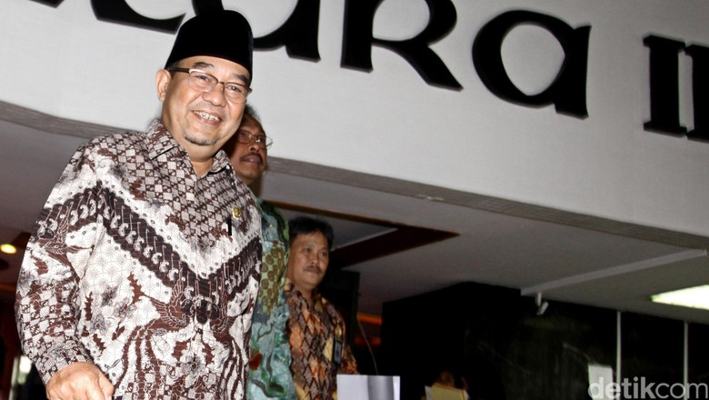 Tantang Ahok Gugat Hasil Audit, Ketua BPK: 94 Persen Keputusan Kami Benar