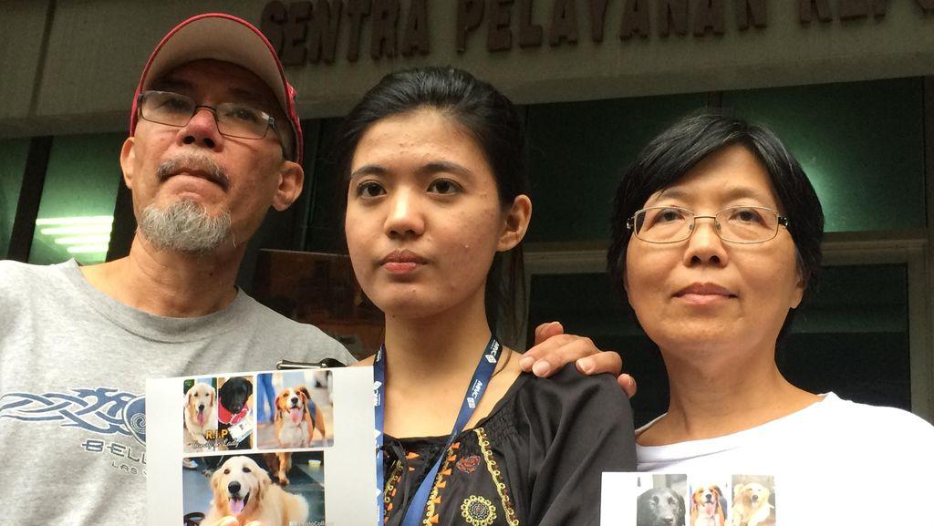 2 Anjingnya Mati Diracun Sianida, Antonius: Ini Horor Bagi Dog Lovers