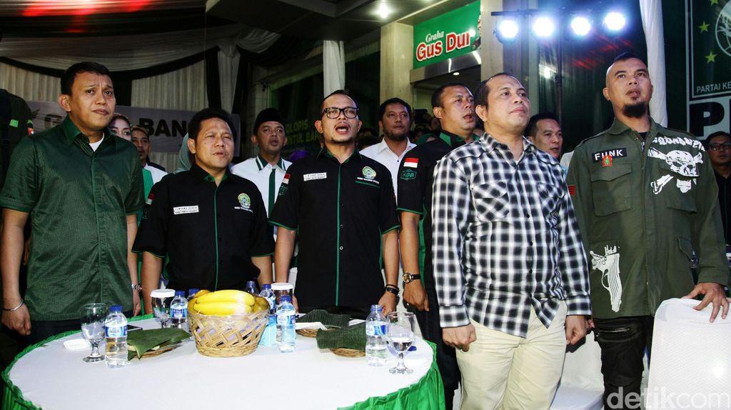 PKB: Ahmad Dhani Jangan Khawatir, Kita Prioritaskan Usung Kader Sendiri