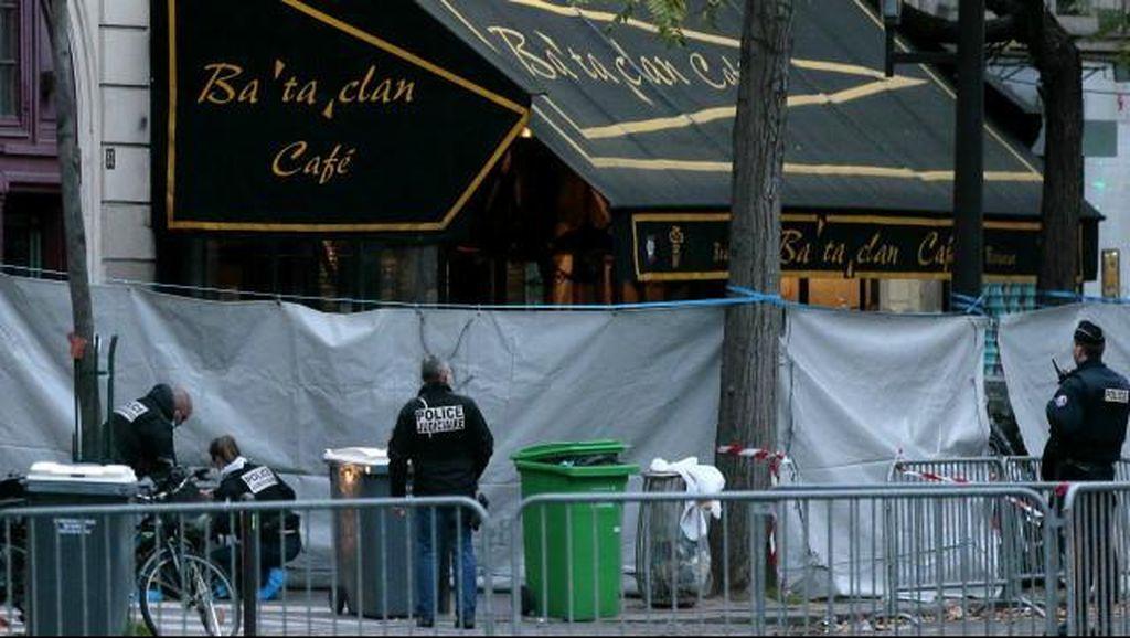 Prancis Bongkar Rencana Serangan Teror ala Bataclan
