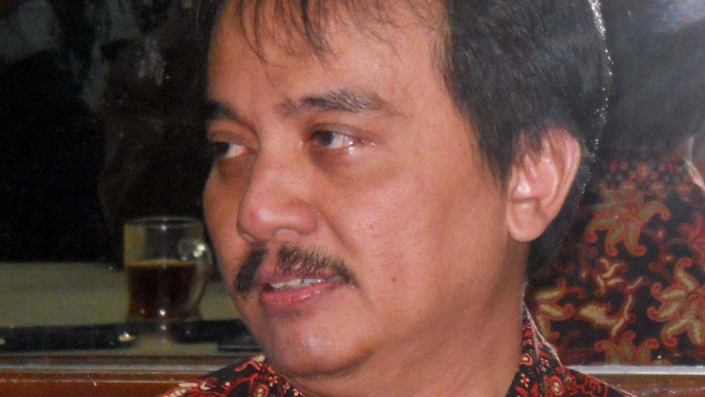 Disebut Bawa Aset Negara, Roy Suryo: Gusti Allah Tidak Sare