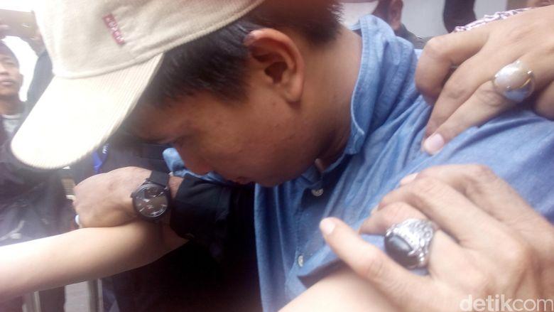 Ada Wabup dan Anggota DPRD Saat Bupati Nofi Ditangkap, Dites Negatif
