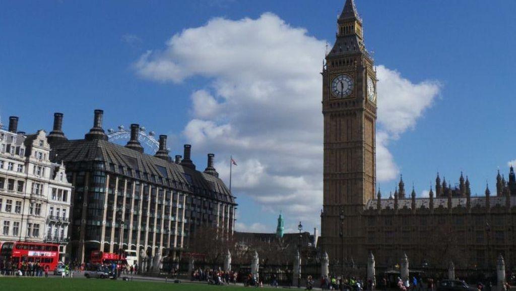 Tak akan Ada Suara Lonceng Big Ben di London Selama Beberapa Bulan