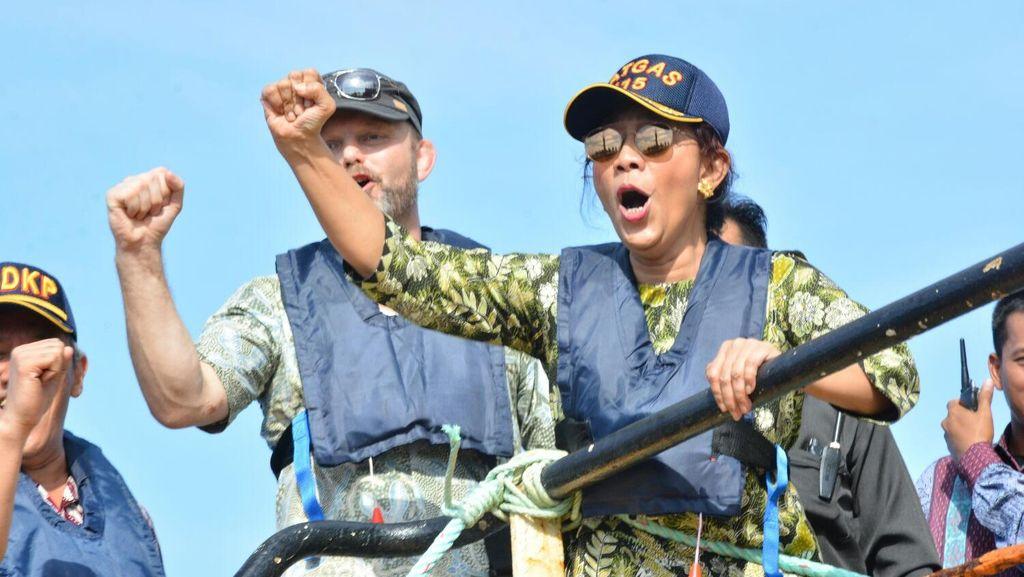 Taiwan Protes Kapal Nelayannya Ditembak, Ini Penjelasan Menteri Susi