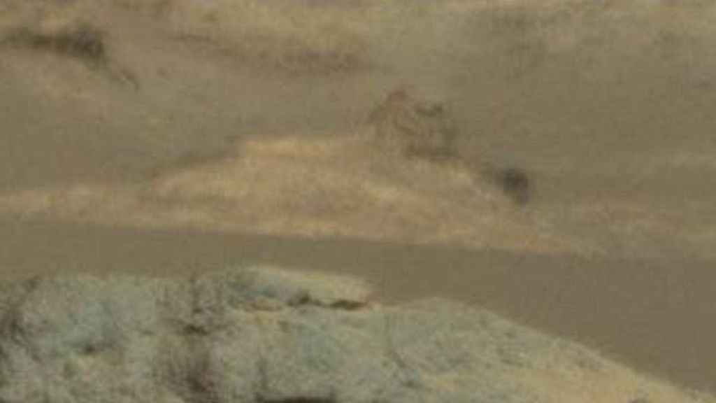 Ada Patung Sphinx di Mars?