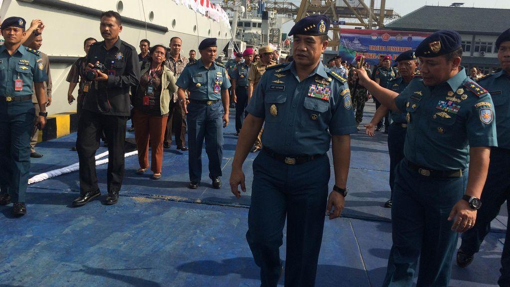 KSAL Terima KRI Rigel 933 dan KRI Spica 934, Kapal Canggih untuk Survei
