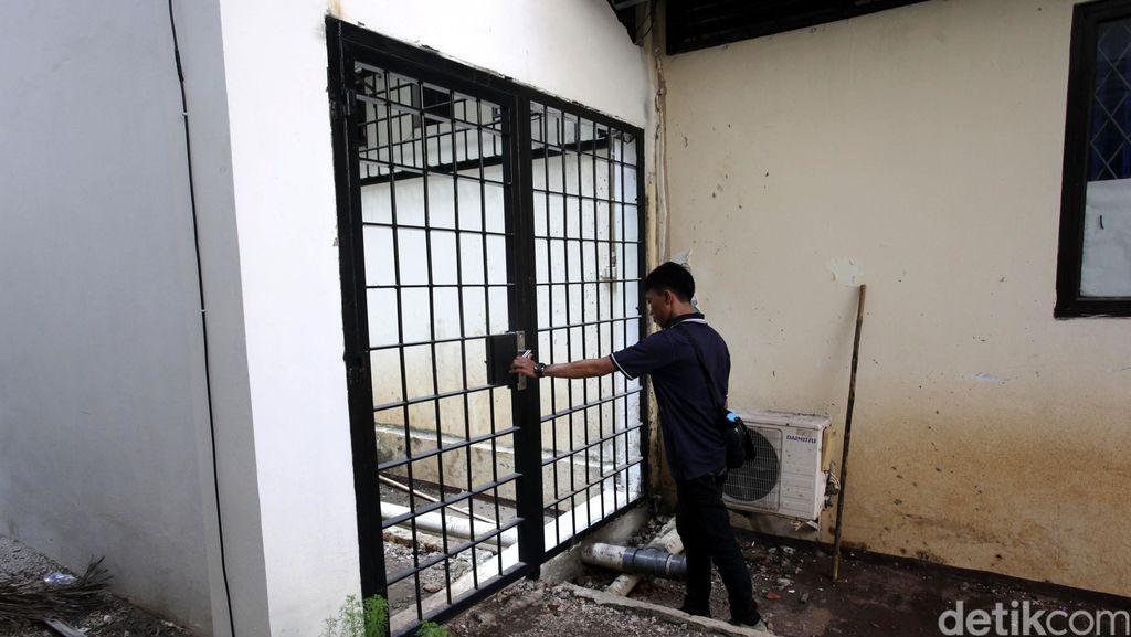 2 Tahanan Narkoba di Denpom TNI AD Pekanbaru Kabur