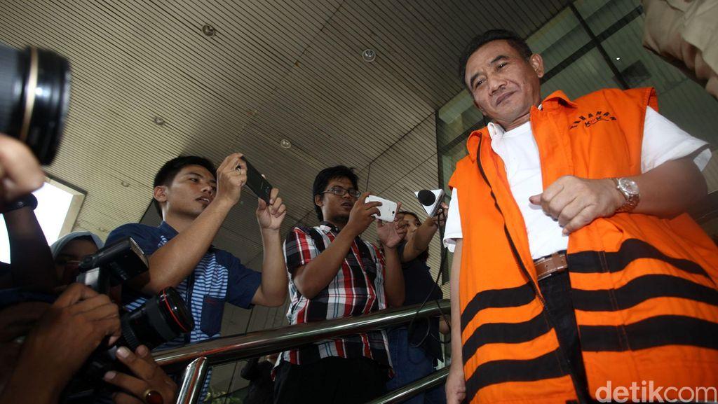 Ichsan, Penyuap Pejabat MA Menyesal dan Minta Maaf di Persidangan