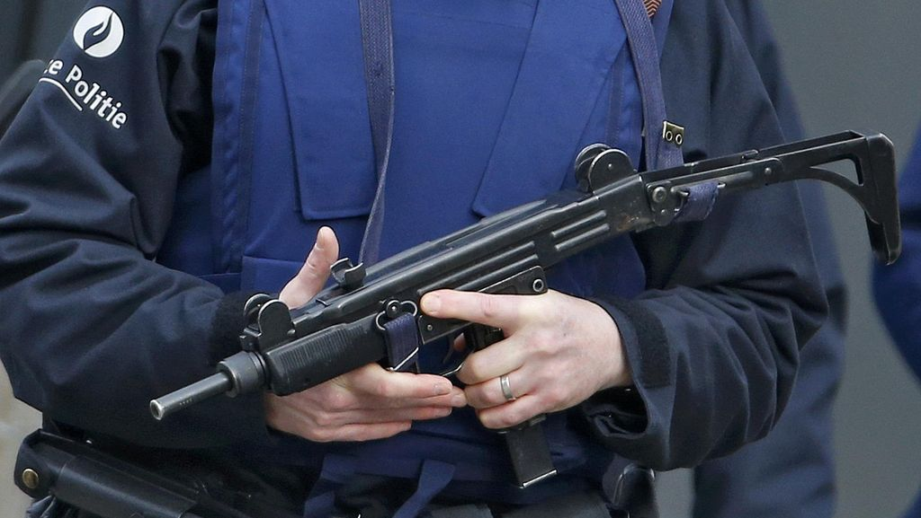 Penggerebekan Terkait Teror Paris Tewaskan 1 Pria Bersenjata di Belgia