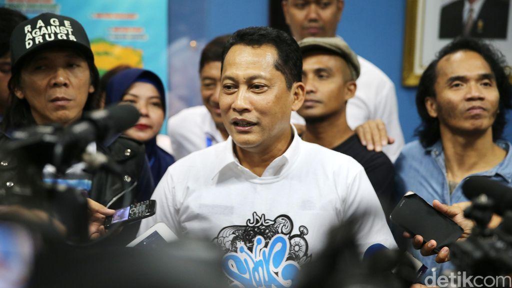 Komjen Buwas Soroti Pelaksanaan Hukuman Mati di Indonesia yang Aneh