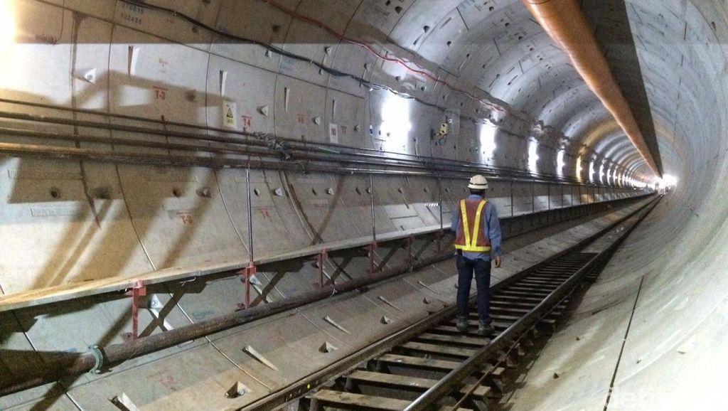 PT MRT Jakarta Teken Kontrak dengan Konsultan Pembuat Sistem Operasi MRT