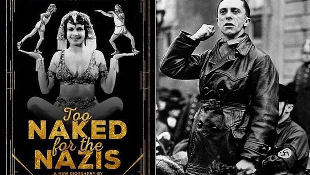 Novel Too Naked for the Nazis Dianggap Buku Paling Aneh