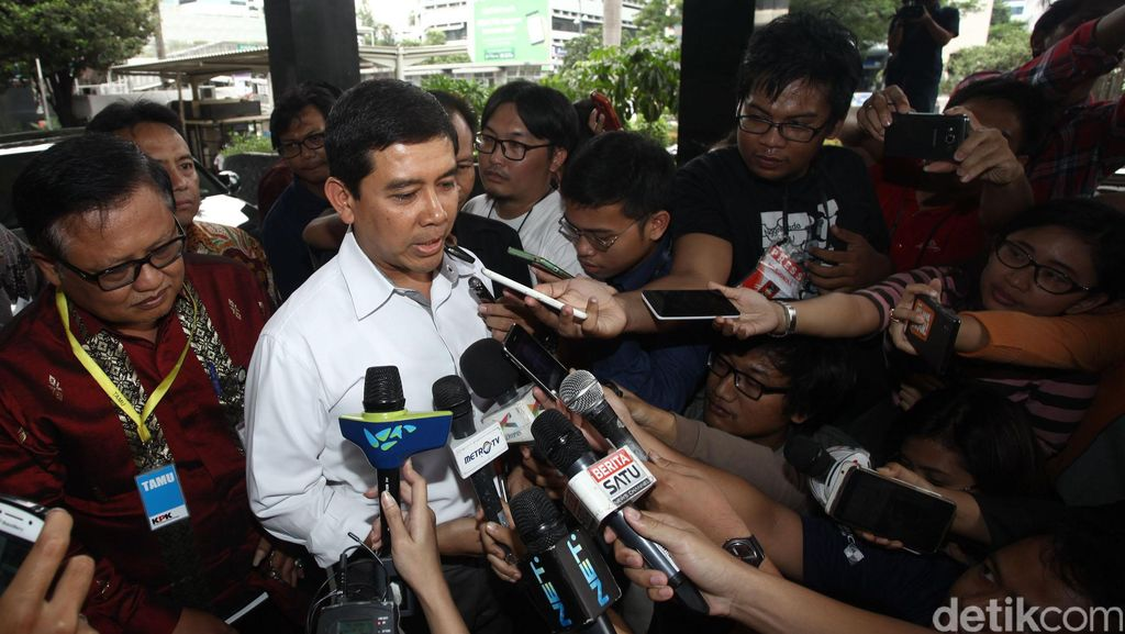 Ditanya Soal Reshuffle, Menteri Yuddy: Hanya Jokowi dan Tuhan yang Tahu
