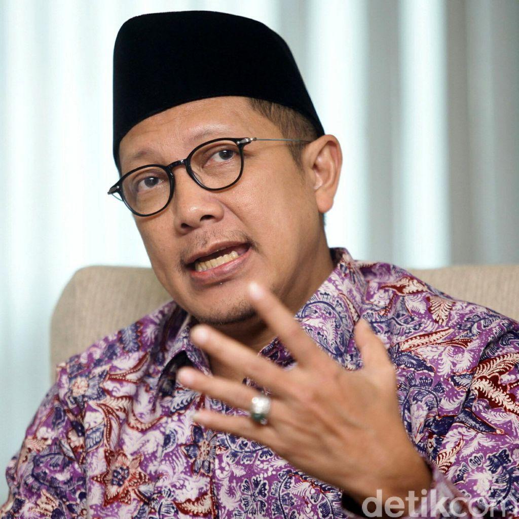 Menag Pastikan Tak Pernah Dipanggil Khusus oleh Jokowi Bahas Reshuffle