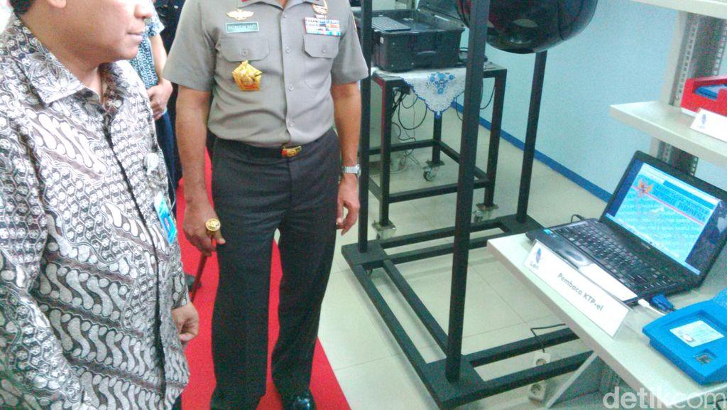 Balon Udara Made in Bandung Diminati Polri untuk Operasi Daerah Terpencil