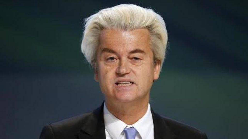 Politikus Kontroversial Belanda Geert Wilders Diadili Atas Diskriminasi