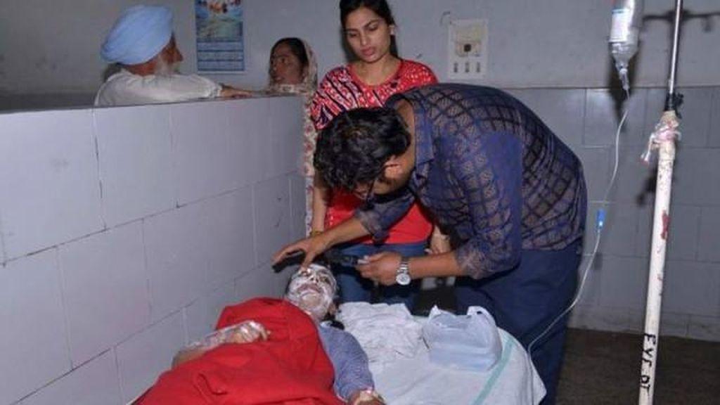 Serang Kawan Perempuannya dengan Zat Asam, Remaja Pria di Punjab Ditangkap