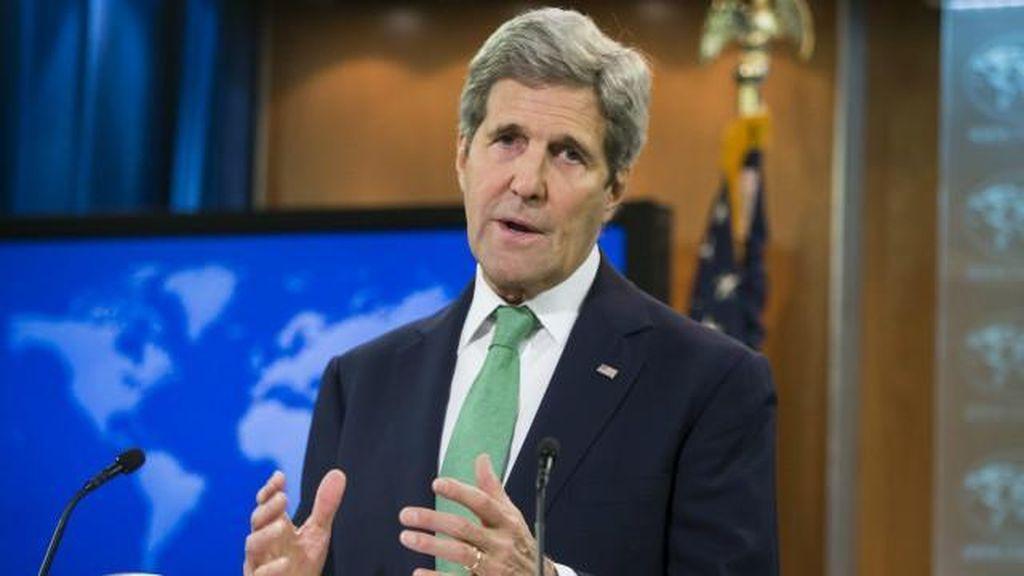 Menlu AS: ISIS Lakukan Genosida di Irak dan Suriah
