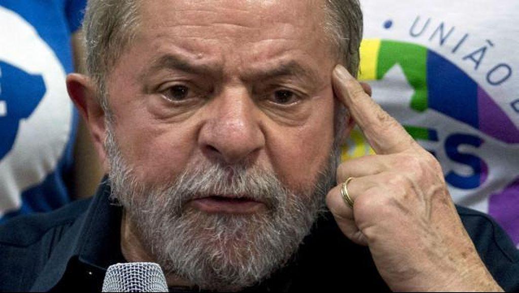 Hakim Brasil Halangi Penunjukan Eks Presiden Masuk Kabinet Presiden Rousseff