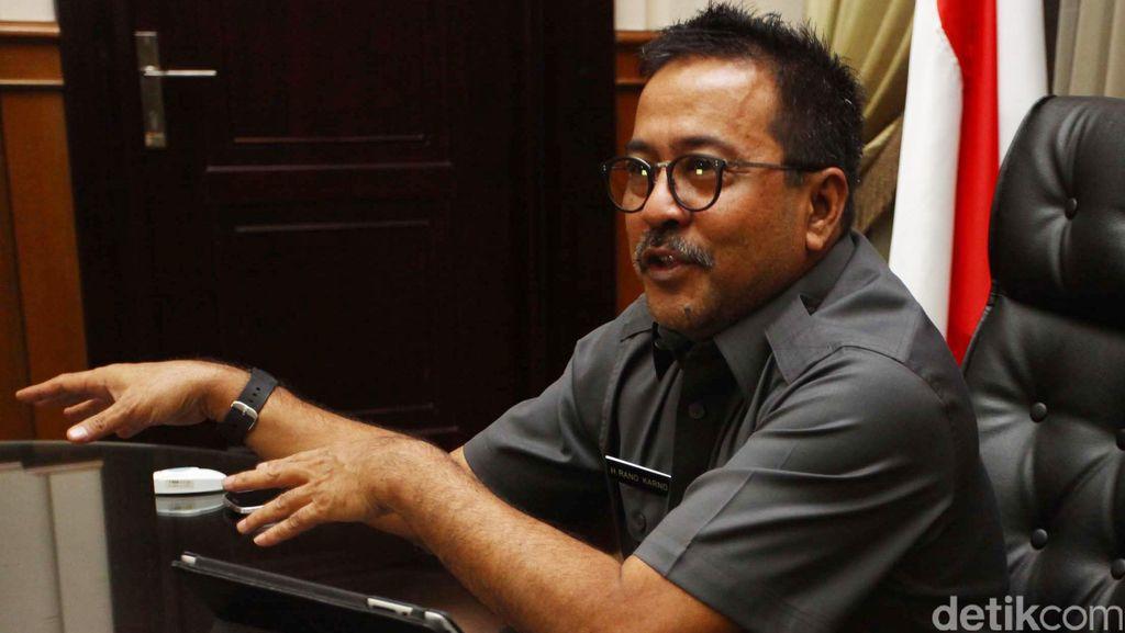 Pasangan Rano-Embay Janji akan Buka Dana Kampanye ke Publik Banten