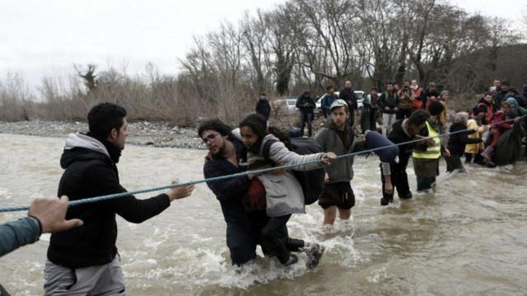 Uni Eropa Sepakat Menempatkan Migran di Turki