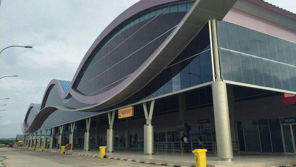 Bandara Domine Eduard Osok Sorong dan Bandara Mopah Merauke Diresmikan