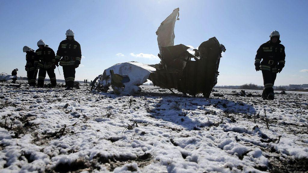 Evakuasi Pesawat FlyDubai Terus Dilakukan