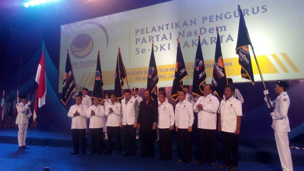 Golkar Dukung Jokowi di Pilpres 2019, Nasdem: Itu Menyalip di Tikungan!