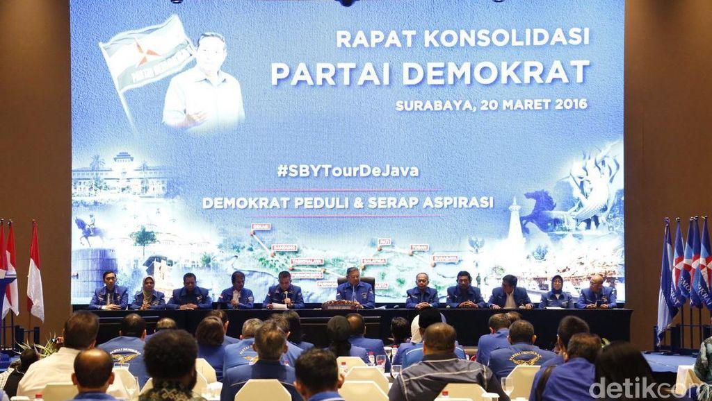 Demokrat Minta Pemerintah Hormati Kedaulatan Partai Politik
