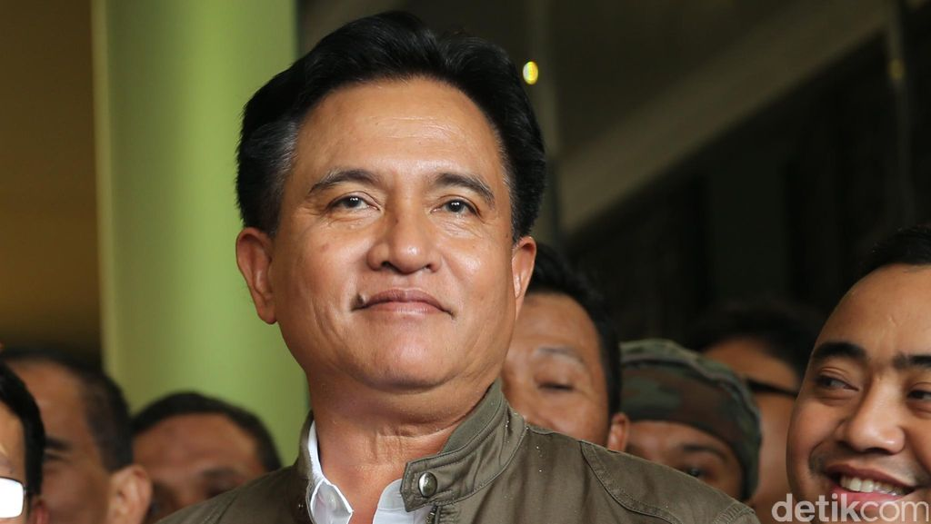 Yusril Bantah Tawarkan Bantuan Hukum untuk Ketua RW 12 Kebon Melati
