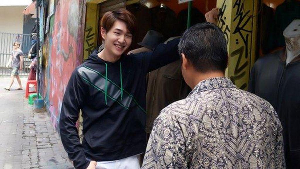 Pemotretan di Bali, Onew SHINee Ceritakan Pengalaman Akting di DOTS