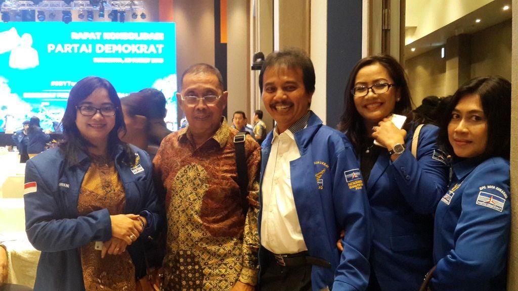 Soal Roy Suryo Masuk DPR, Demokrat Yogyakarta Serahkan ke DPP