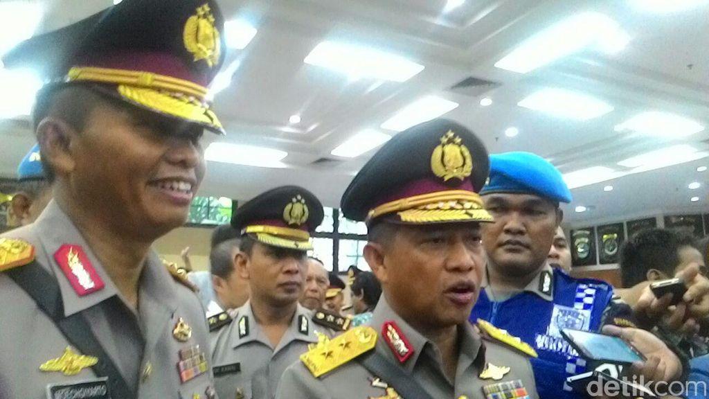 Jabat Kapolda Metro, Irjen Moechgiarto: Saya Siap Lanjutkan Program Pak Tito