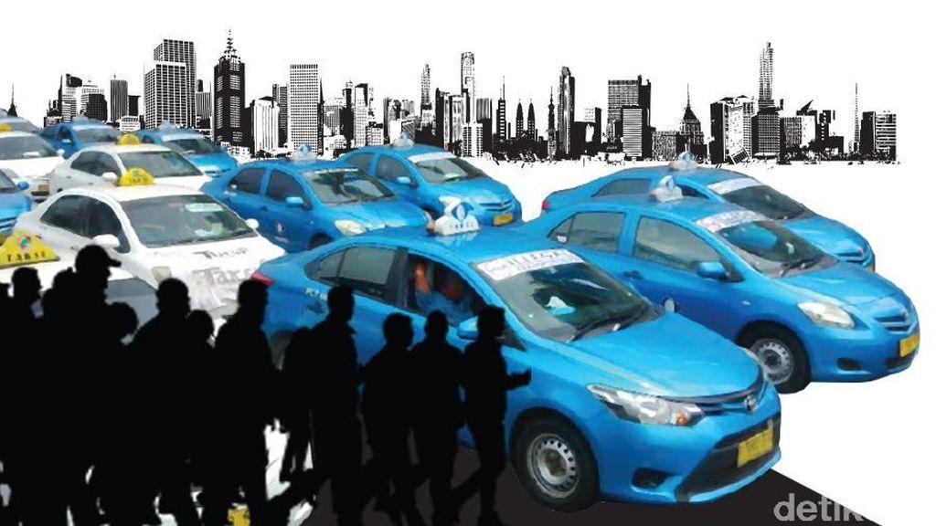 Taksi Reguler dan Online: Dari Gelap hingga Goncang Industri dengan Teknologi