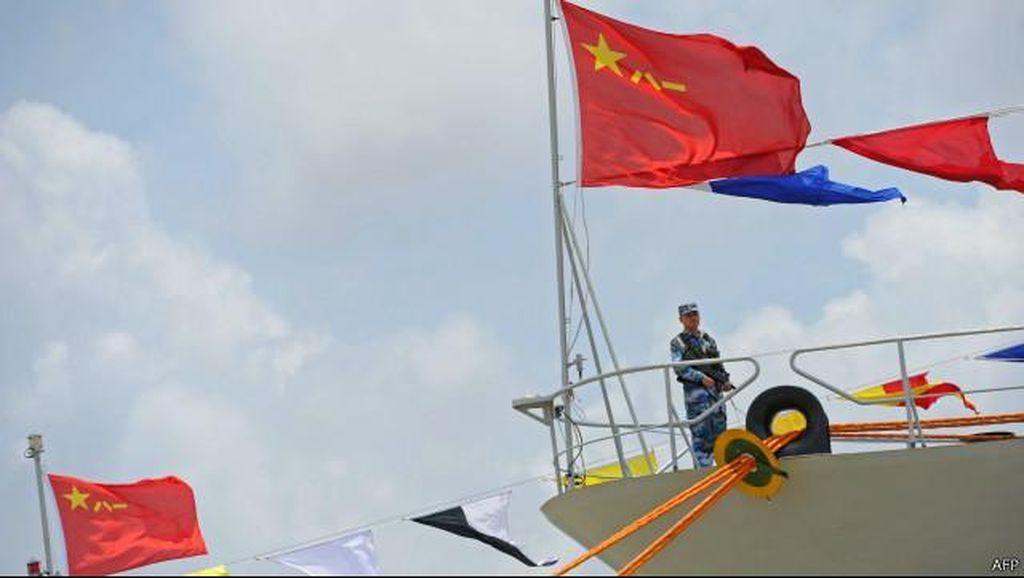 China Bantah Kapal Coast Guard Mereka Masuki Wilayah Indonesia