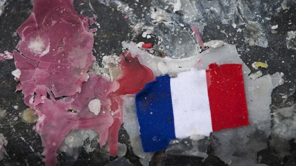 Pria Yahudi Ditikam di Prancis, Pelaku Ditangkap
